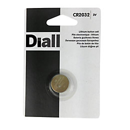 Diall CR2032 Lithium Battery