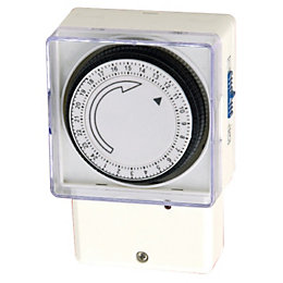 B&Q 24 Hour Mechanical Timer