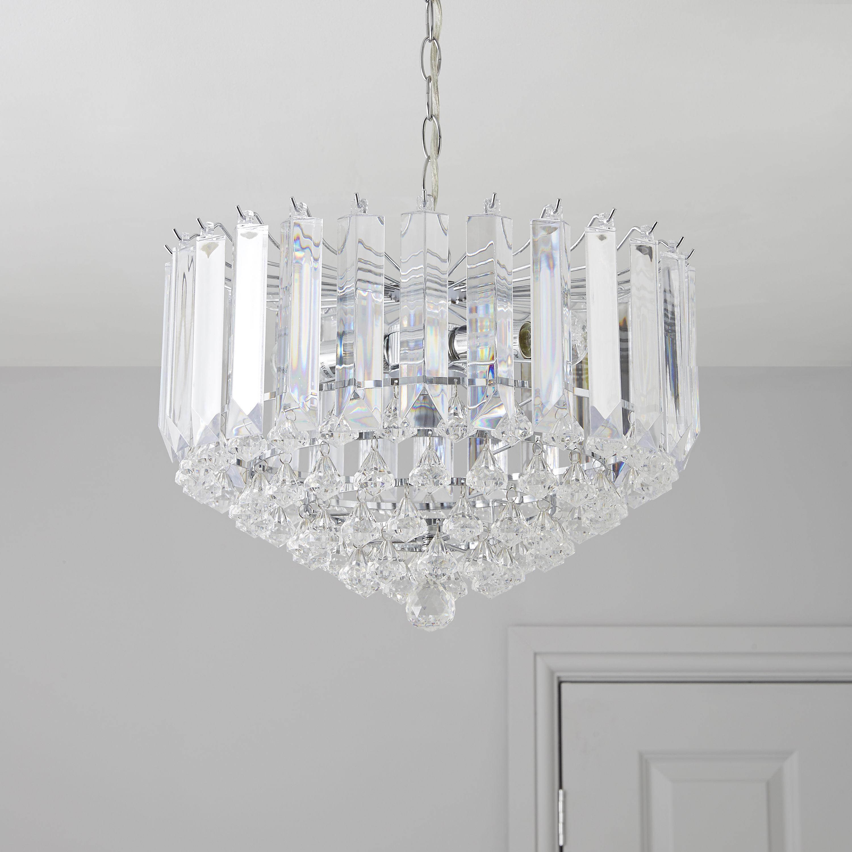 Priory 3 Lamp Ceiling Light