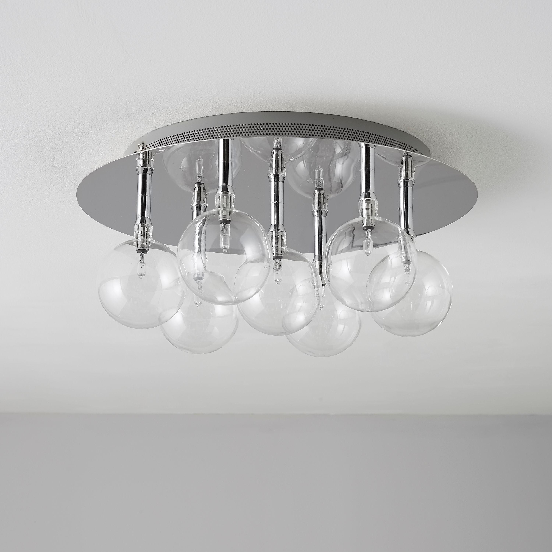Clear Glass Ceiling Lighting DIY