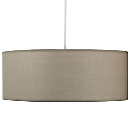 Colours Reid Seine Drum Light Shade (D)46cm
