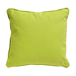 Zen Plain Chlorophyll Cushion