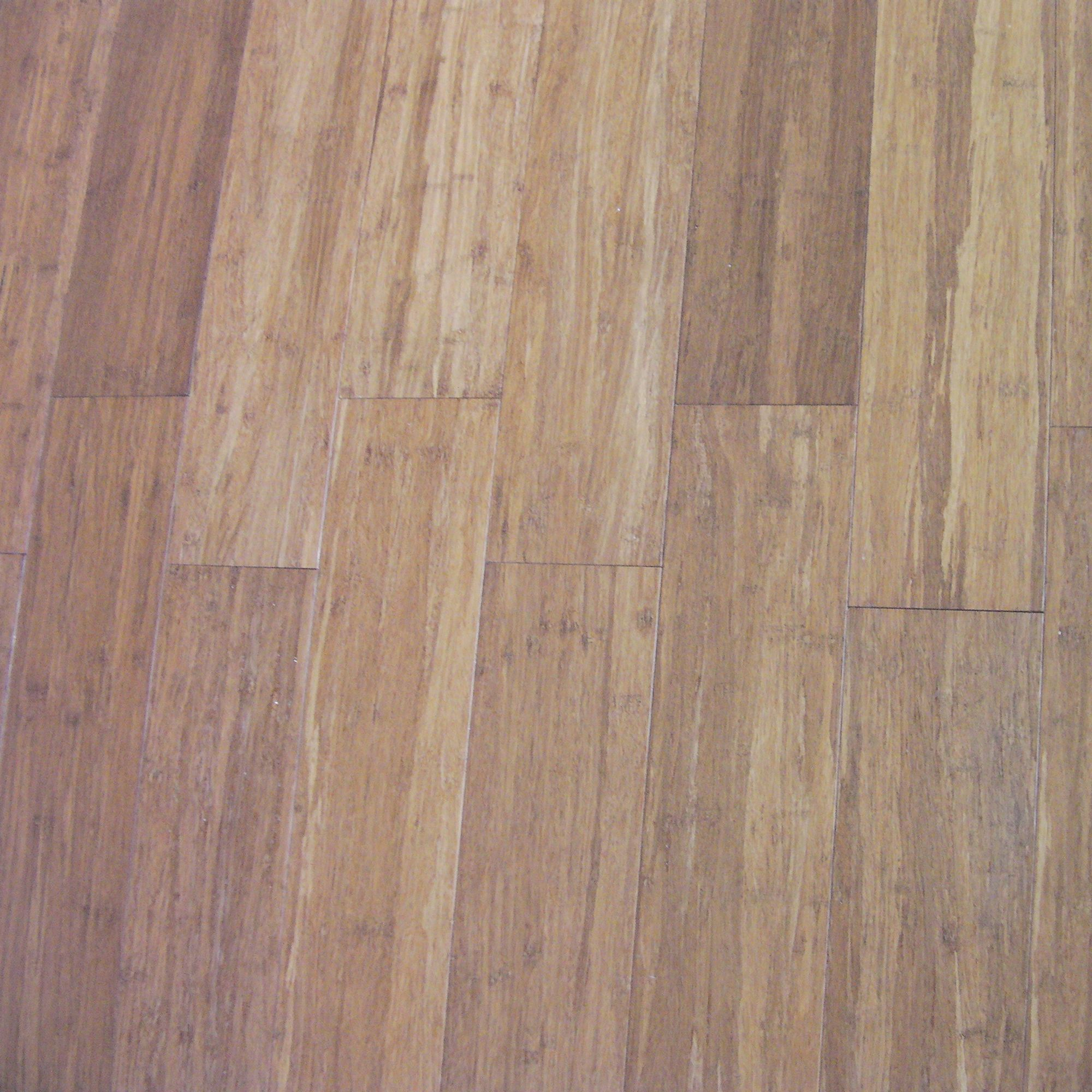 Colours Pandero Smoked Rustic Effect Bamboo Strand Woven Flooring 1.684m  Pack | Departments | DIY at B&Q