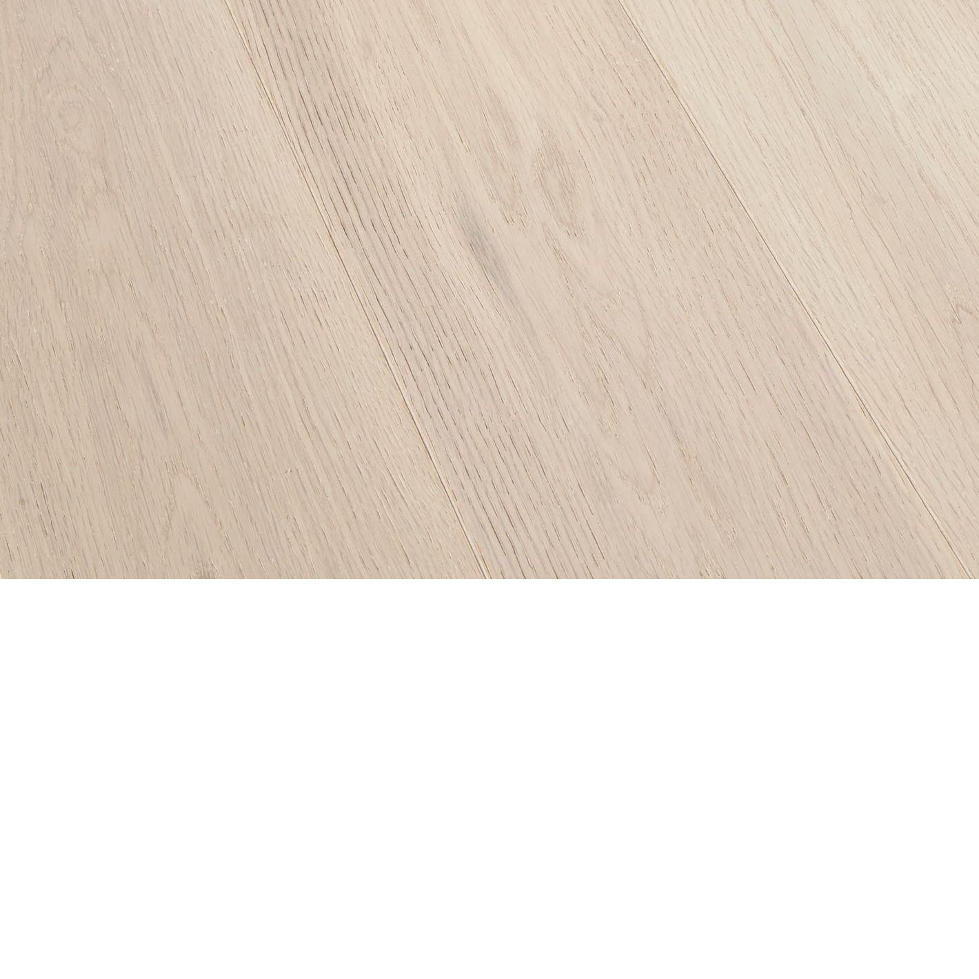 Colours Arioso White Wash Oak Real Wood Top