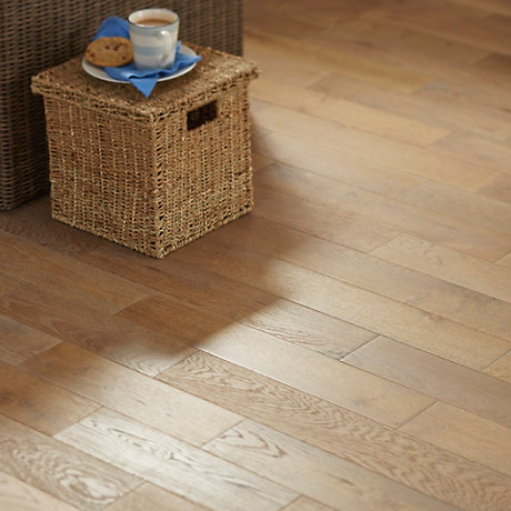 From laminate to solid wood flooring, we have it covered
