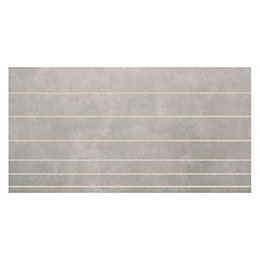 Enviro Platinum Effect Scored Ceramic Wall Tile, Pack