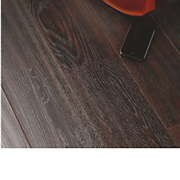 Dolce Richmond Dark Oak Effect Laminate Flooring 1.37
