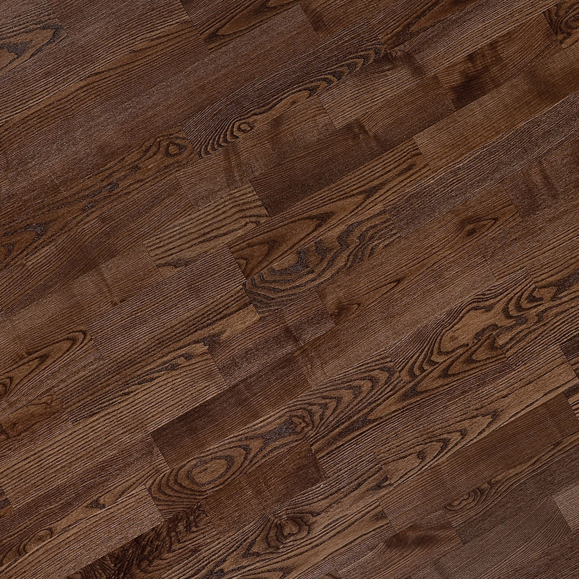 Colours Sotto Coffee Oak Effect Wood Top Layer Flooring 1.58m² Pack
