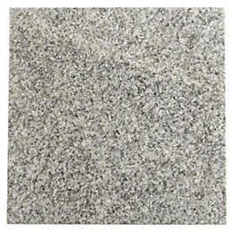 Grey Granite Wall & Floor Tile, Pack of