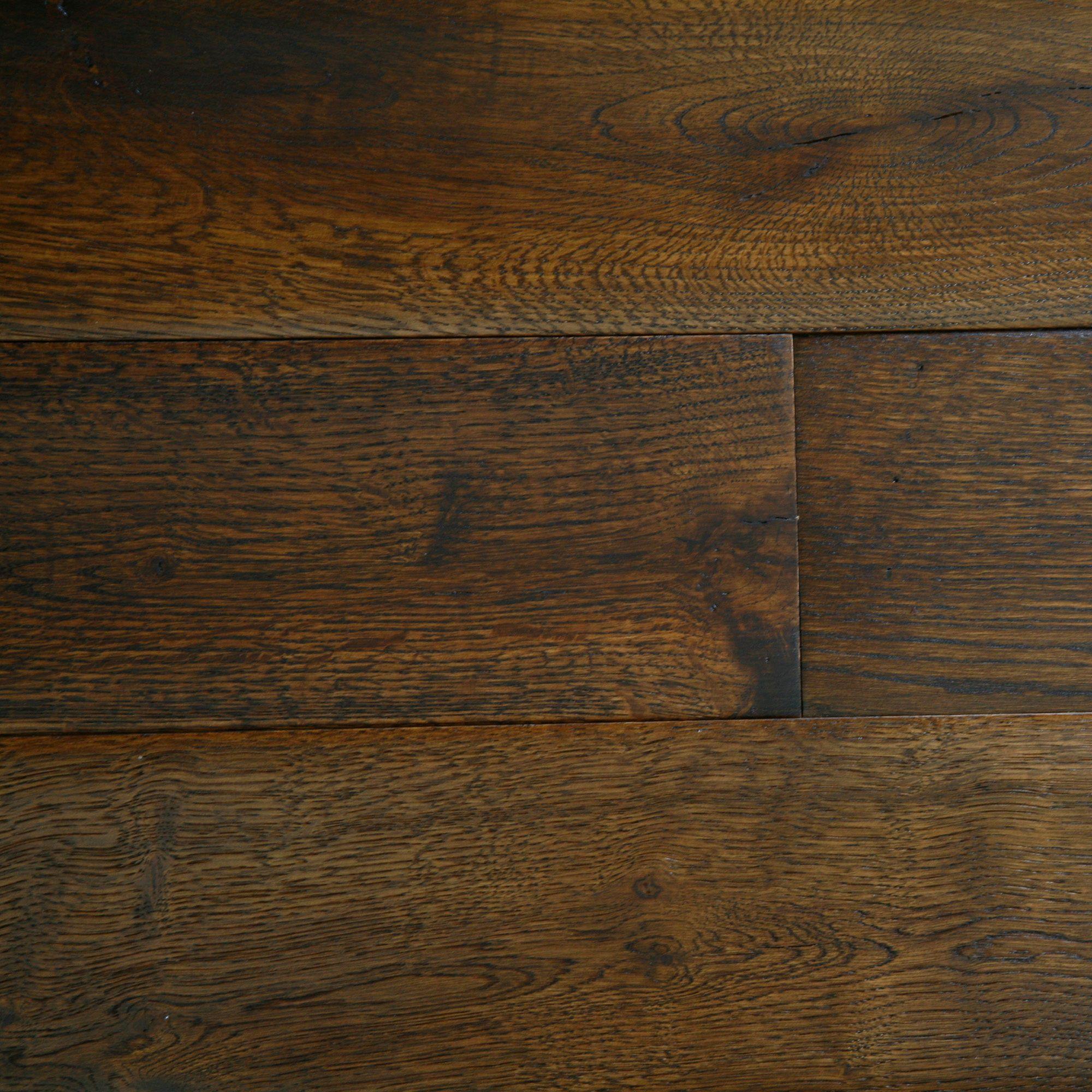 Colours Symphonia Coffee Solid Oak Flooring Oak Effect Sample