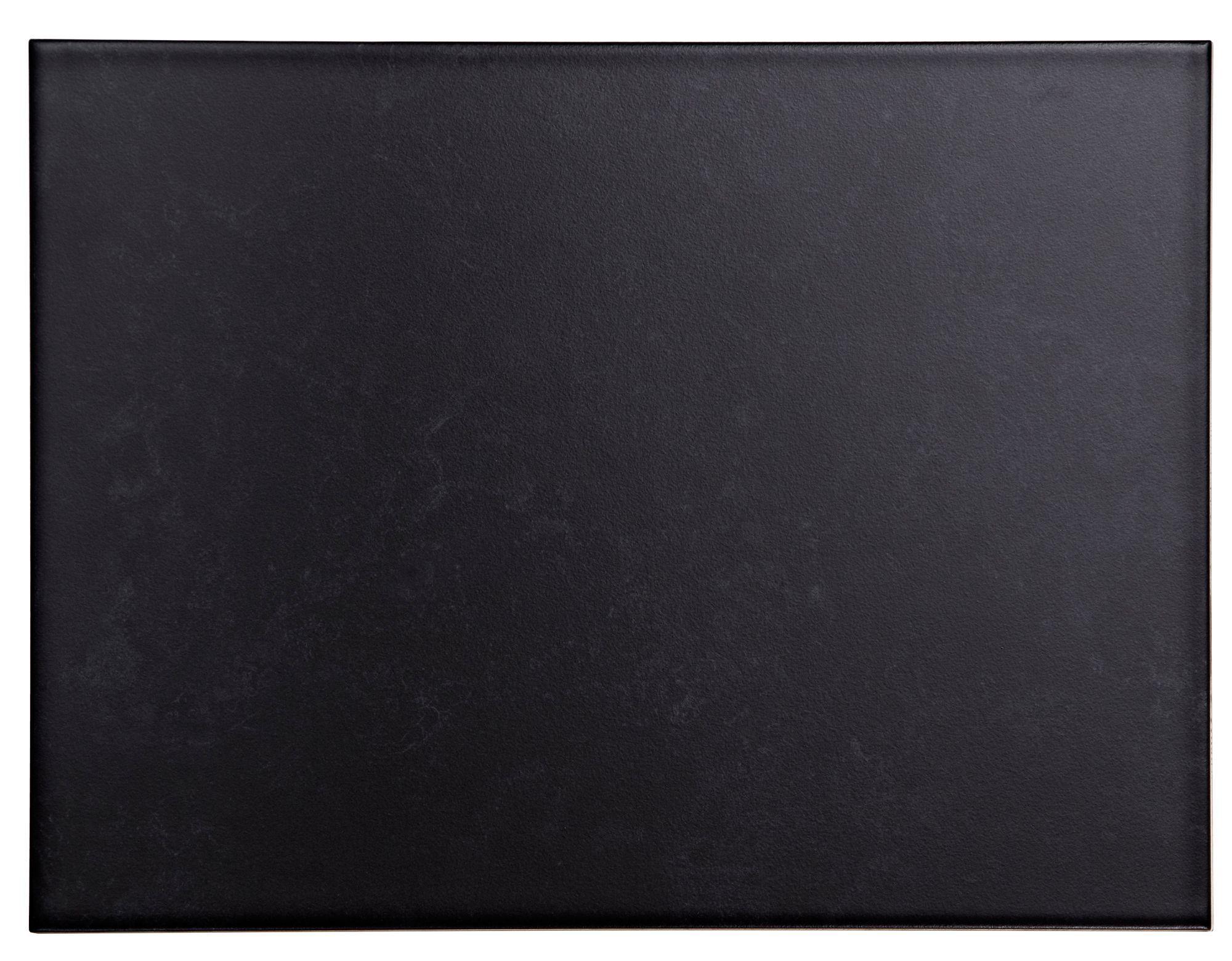 Helena Black Ceramic Wall Tile, Pack Of 12, (l)330mm (w)250mm
