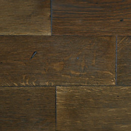 Colours Rondo Antico Solid Oak Flooring Oak Effect