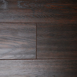 Dolce Richmond Dark Oak Effect Laminate Flooring 0.04