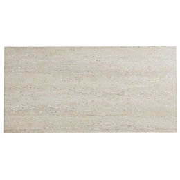Natura Beige Porcelain Wall & Floor Tile, Pack