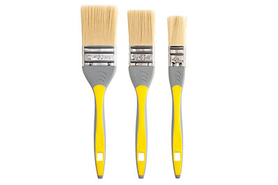 Diall Loss Free Soft Tipped Paint Brush (W)1
