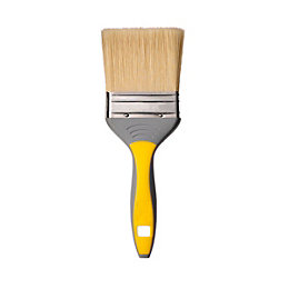Diall Loss Free Soft Tipped Paint Brush (W)3""