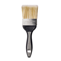 Diall Fine Finish Soft Tipped Paint Brush (W)3""