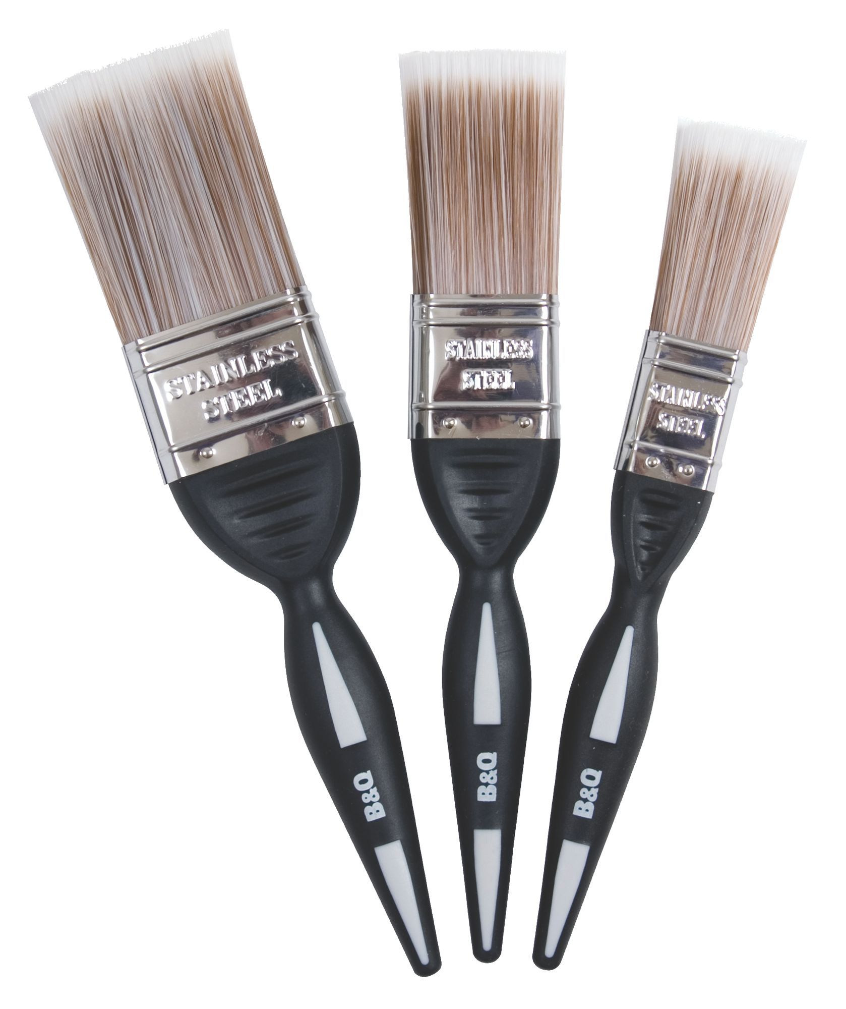 Diall Fine Finish Soft Tipped Paint Brush (w)1 Inches, 1½