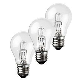 Diall Edison Screw Cap (E27) 42W Halogen GLS