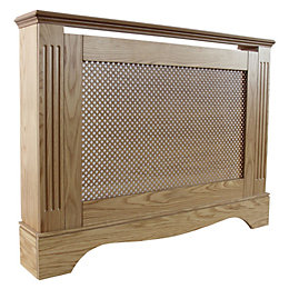 Berkshire Medium Oak Effect Radiator Cover