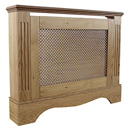 Berkshire Small Oak Effect Radiator Cover