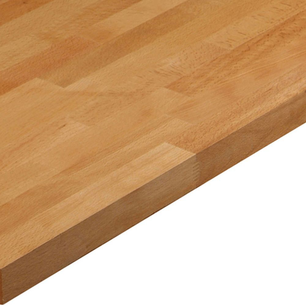 Bq Kitchen Flooring 40mm Cooke Lewis Beech Solid Beech Square Edge Kitchen Worktop