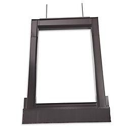 Geom Brown Tile Flashing (H)980mm (W)740mm
