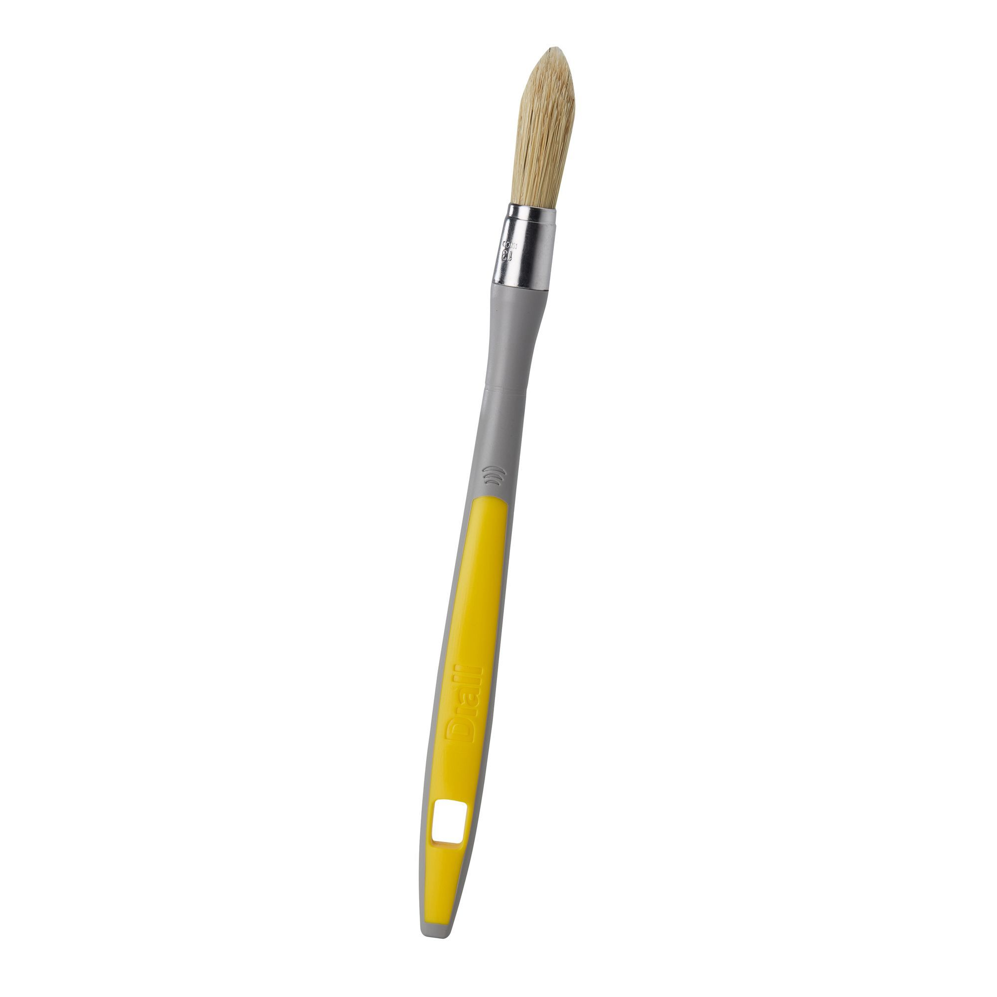 Diall Round Paint Brush (w)½