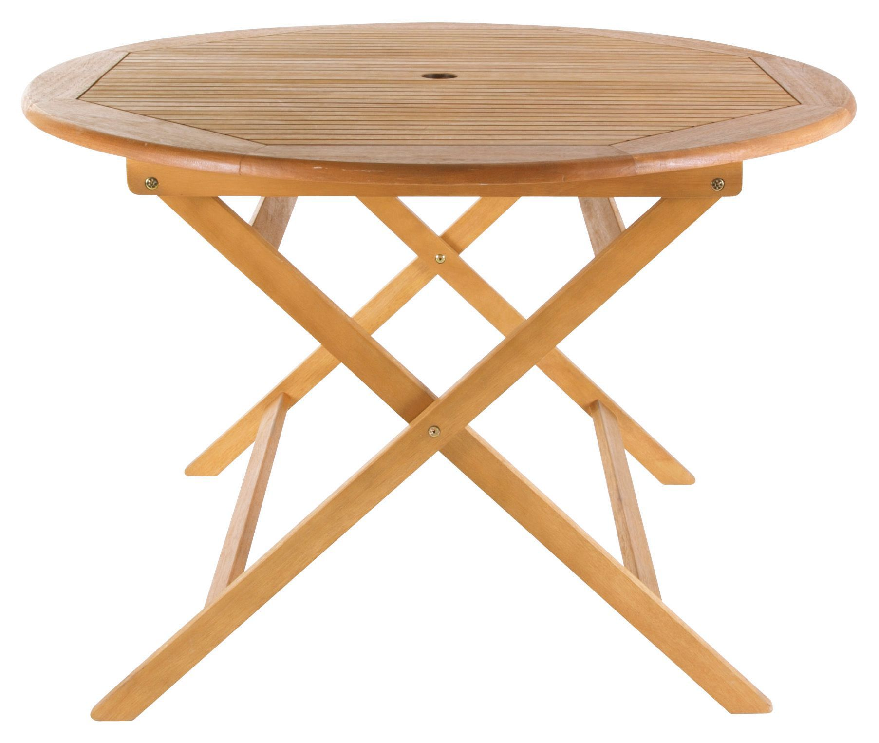 Aland Wooden 4 Seater Dining Table Departments Diy At B Q