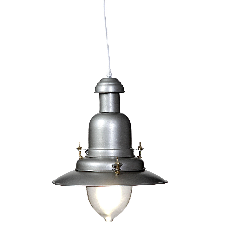 Chandelier Lighting B Q: Mulgrave Pewter Effect Pendant Ceiling Light
