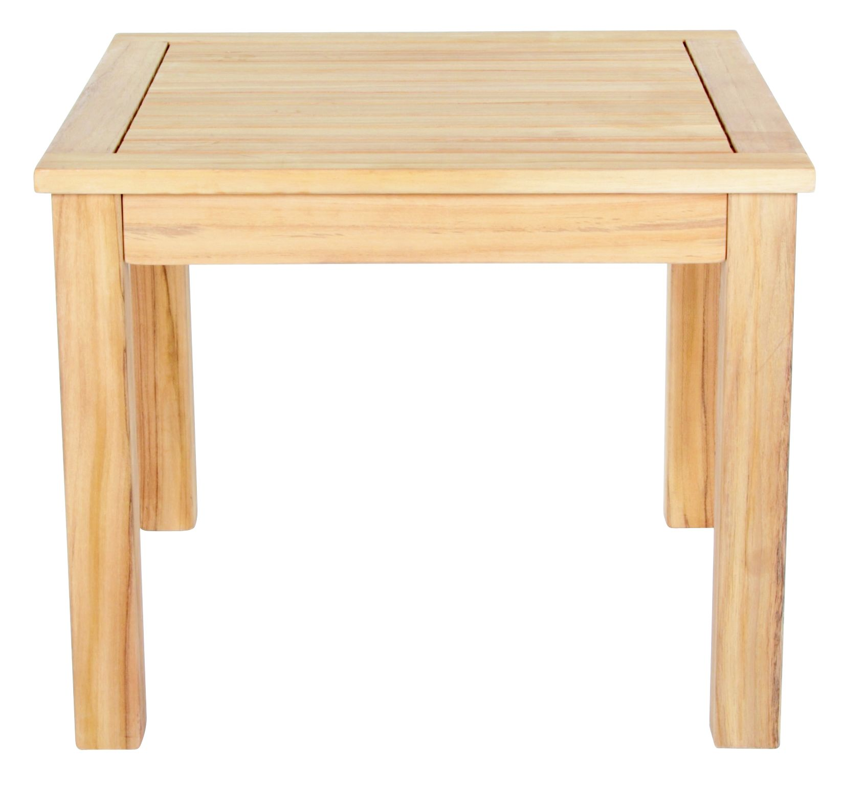 Roscana Teak Wooden Side Table Departments