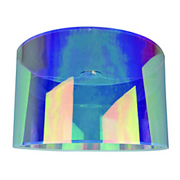 Colours Sancia Iridescent Light Shade (D)400mm