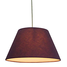 Colours Eos Blueberry Light Shade (D)30.5cm