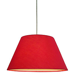 Colours Eos Strawberry Light Shade (D)30.5cm