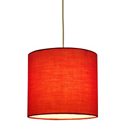 Colours Haymarket Strawberry Light Shade (D)20cm