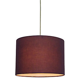 Colours Fairbank Blueberry Light Shade (D)28cm