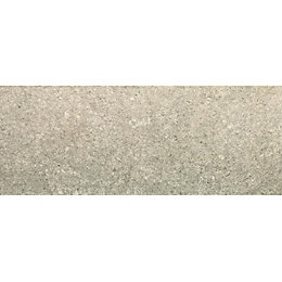 Spazio Concrete Effect Porcelain Floor Tile, Pack of