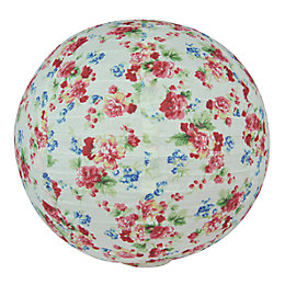 Colours Elodia Pink Ball Light Shade (D)40cm