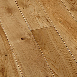 Colours Symphonia Natural Solid Oak Flooring 1.3 m²