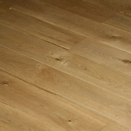 Colours Rondo Natural Solid Oak Flooring Sample