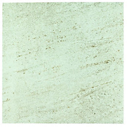 Kinetik Light Grey Porcelain Floor Tile, Pack of