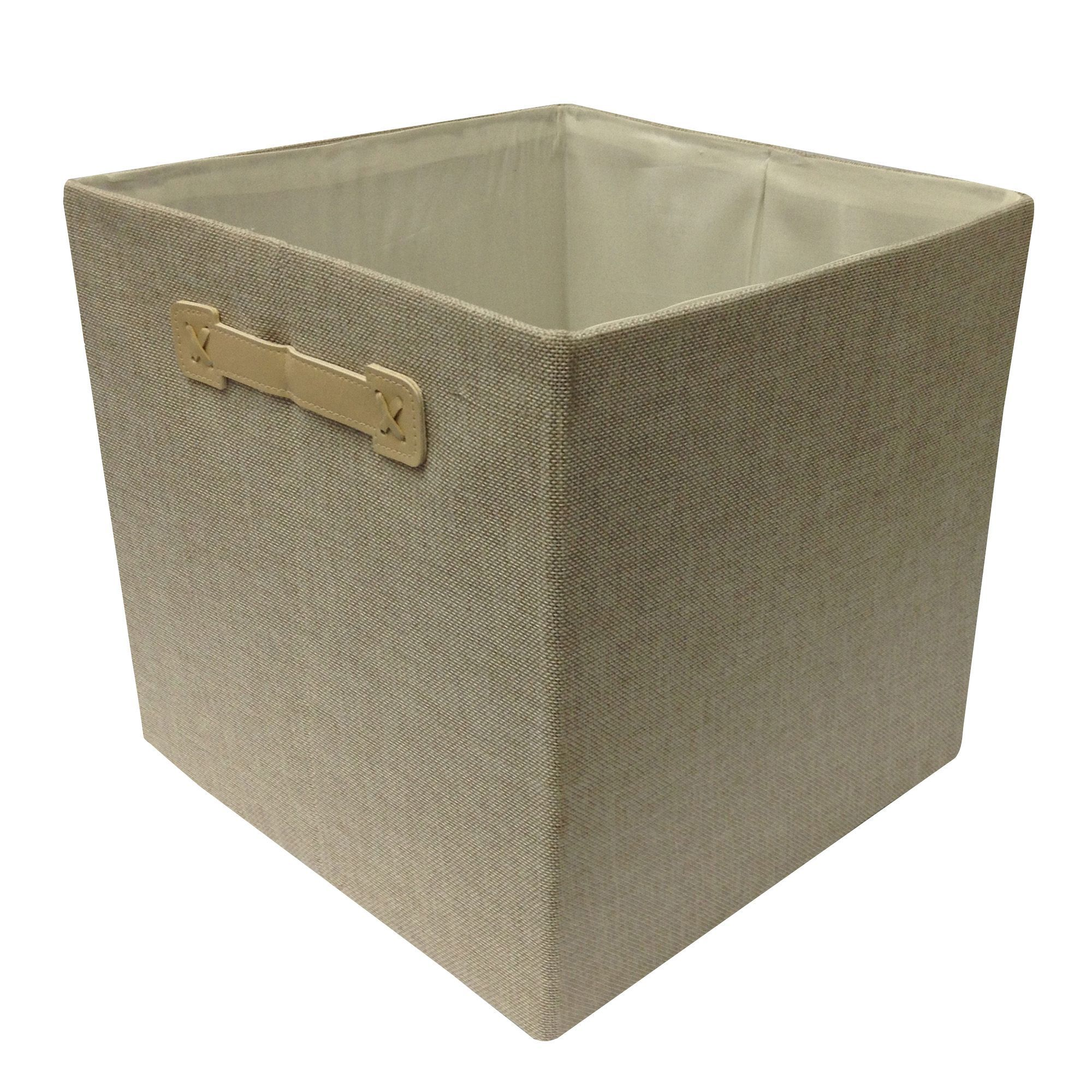 Bathroom Suites Homebase Form Beige Plastic Storage Box Departments Diy At Bq