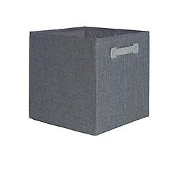 Form Grey Plastic Storage Box