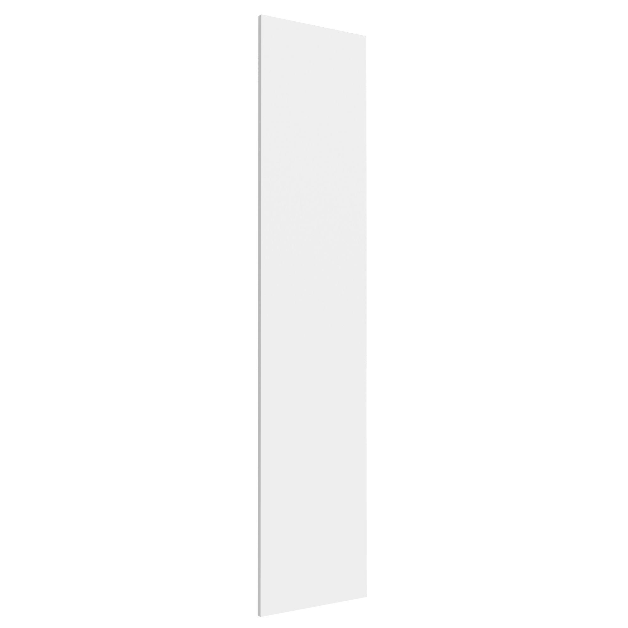 Darwin Modular White Wardrobe Door (h)1936mm (w)372mm
