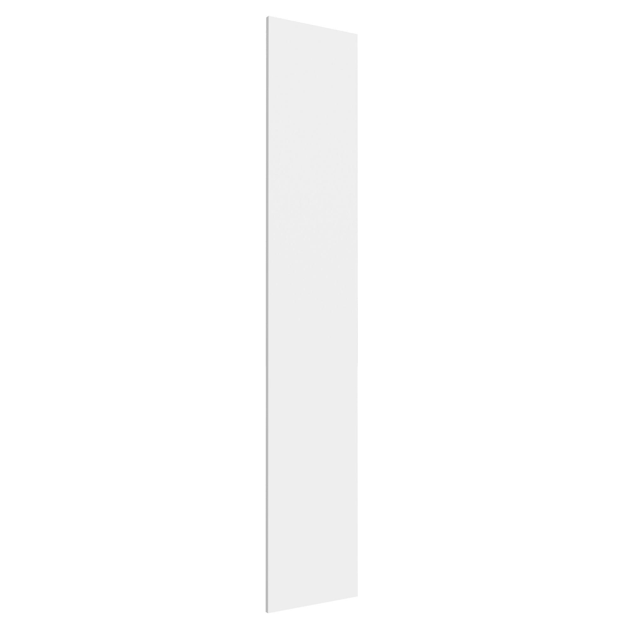 Darwin Modular White Tall Wardrobe Door (h)2288mm (w)372mm