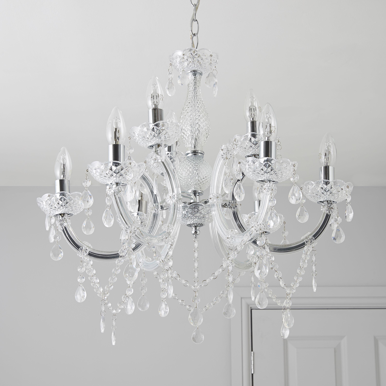 Bathroom Ceiling Lights At B&Q ceiling crystal light | diy
