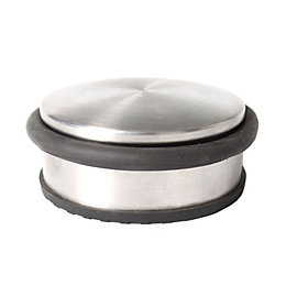 Diall Silver Door Weight, (H)45mm (W)105mm