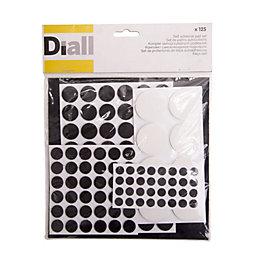 Diall Multicolour Felt & EVA Self Adhesive Pad