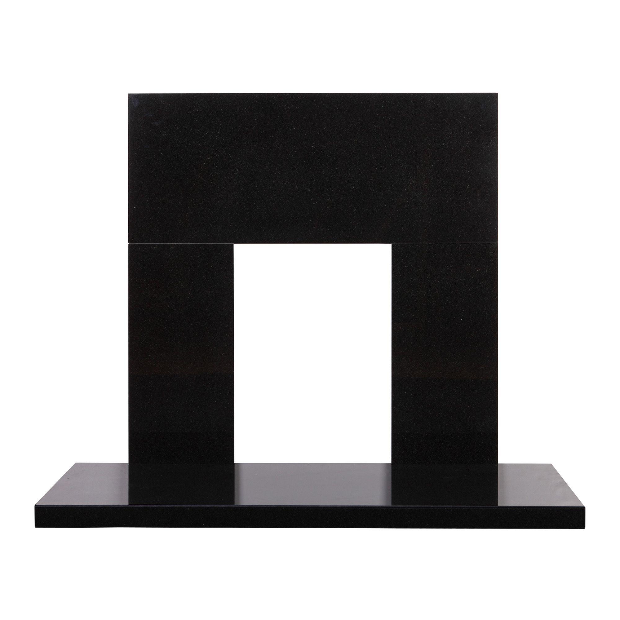 Laminate Back Panel Black Granite Back Panel