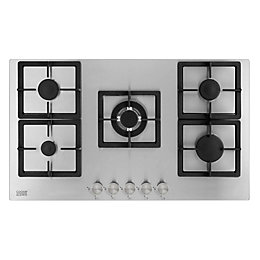 Cooke & Lewis CLGSS-90 5 Burner Cast Iron